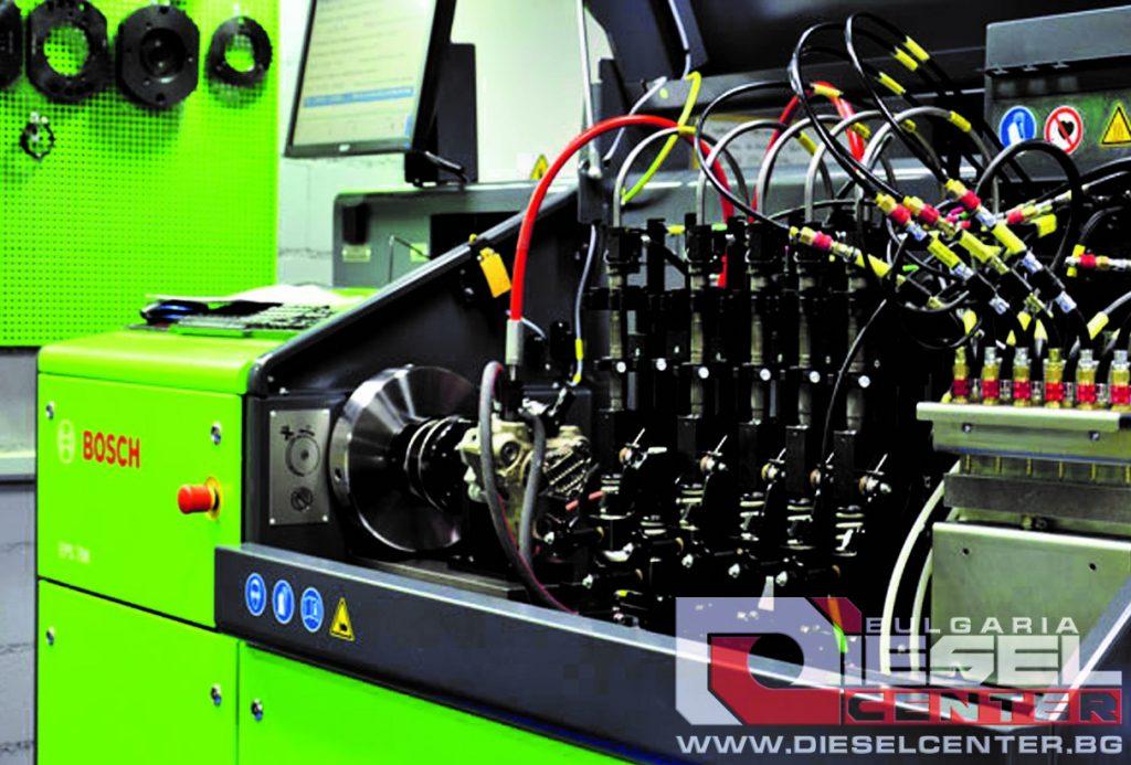 ремонт на дизелови инжектори